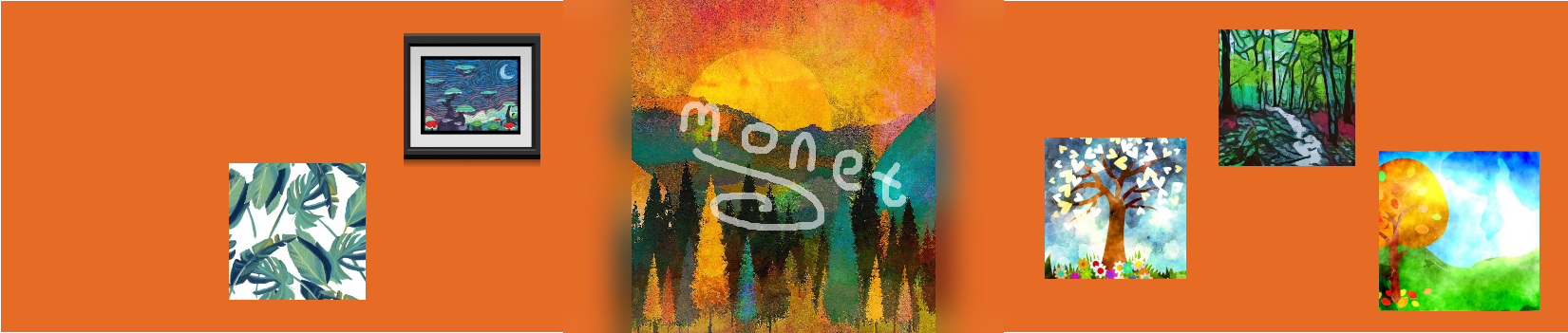Monet (Manage stock)