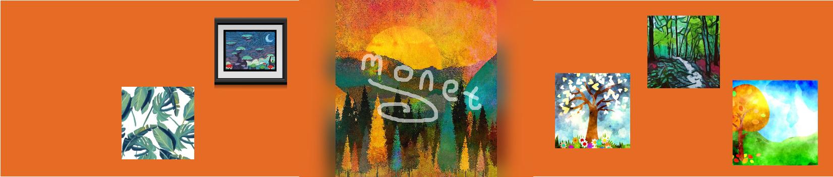 Monet (Manage stock)