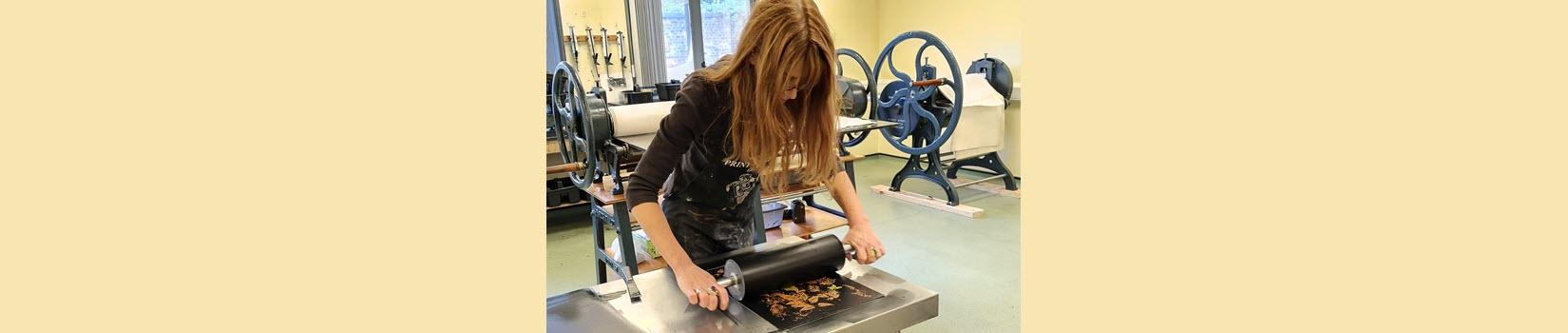 Amanda Seaborn Printmaker