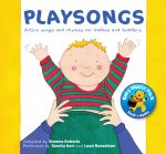Playsongs book cover image