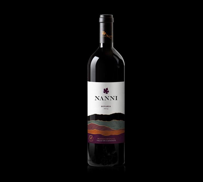 Nanni Bonarda Our organic wines are USDA Organic Certified without sulphites.
