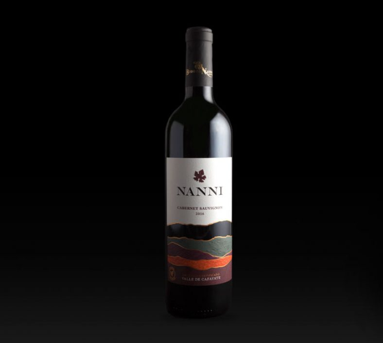 Nanni Cabernet Sauvignon Our organic wines are USDA Organic Certified without sulphites.