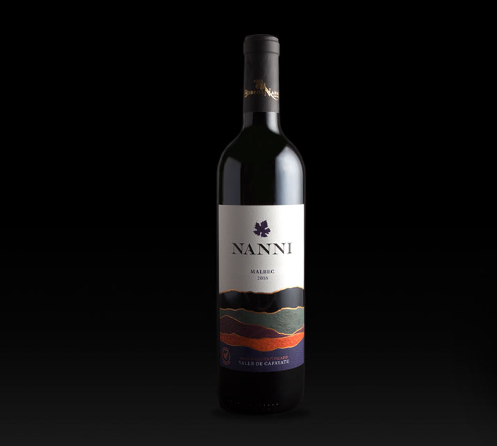 Nanni Malbec Our organic wines are USDA Organic Certified without sulphites.