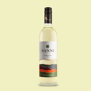 Nanni Torrontes Our organic wines are USDA Organic Certified without sulphites.
