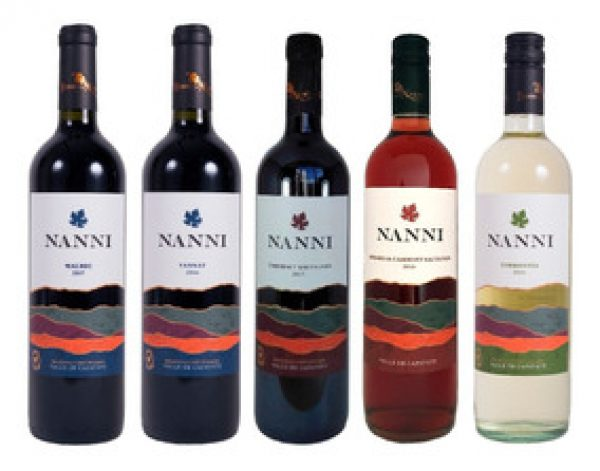 Nanni Wines Our organic wines are USDA Organic Certified without sulphites.
