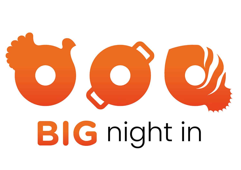 Big Night In Logo