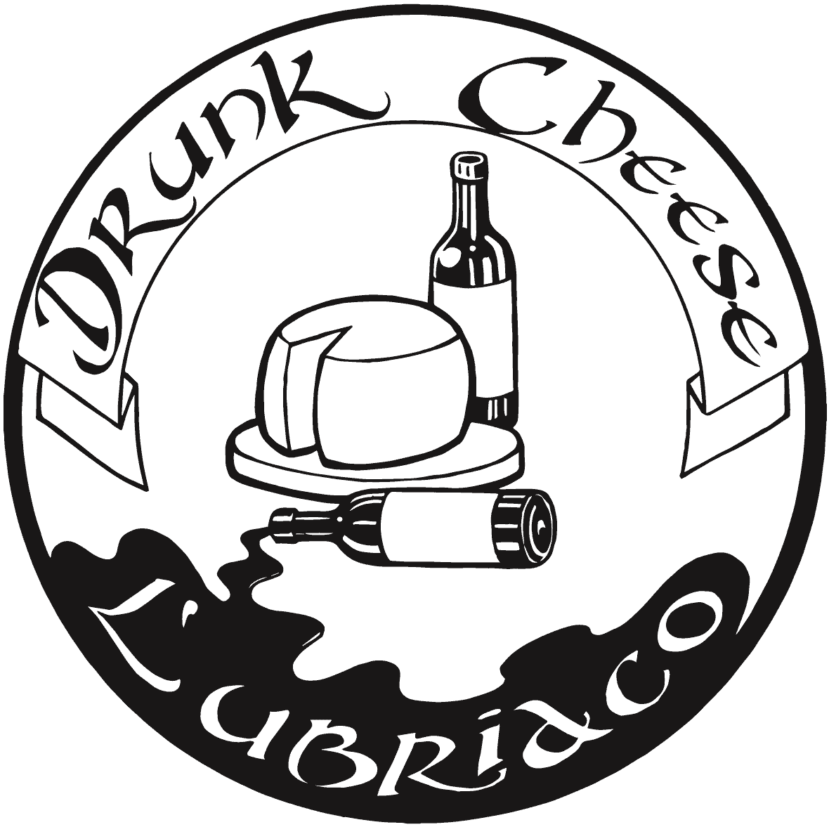 Drunk Cheese Logo